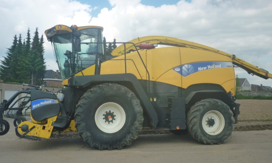 HAKSELAAR NEW-HOLLAND FR6090